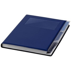 Tasker A5 hard cover notebook