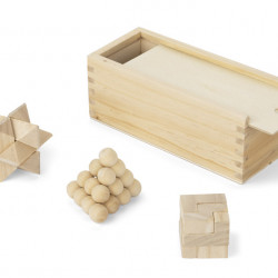 Three puzzle games set TRICKY