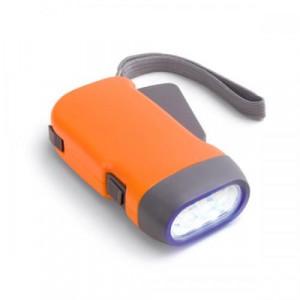EDDIE. Dynamo flashlight