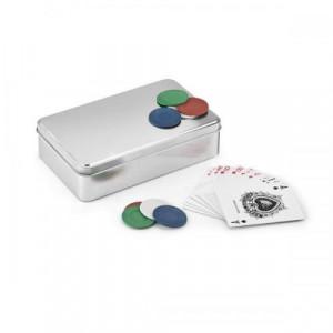 EDDY. Poker game