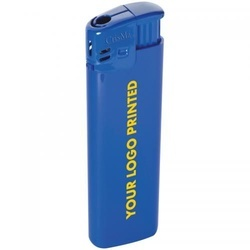 Electronic lighter, refillable