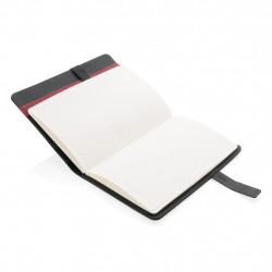 Kyoto A5 notebook cover with organiser