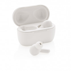 Liberty 2.0 TWS earbuds in charging case
