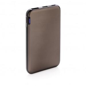 Pocket-size 5.000 mAh powerbank