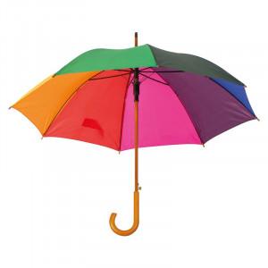 Rainbow umbrella Sarajevo