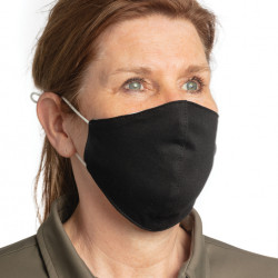 Reusable 2-ply cotton face mask