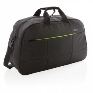 """Soho business RPET 15.6"""" laptop weekend bag PVC free"""