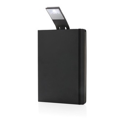 A5 Notebook & LED bookmark