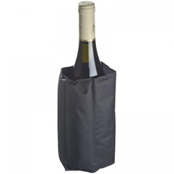 Bottlecooler with cooling pads