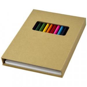 Pablo colouring set