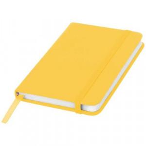 Spectrum A6 hard cover notebook