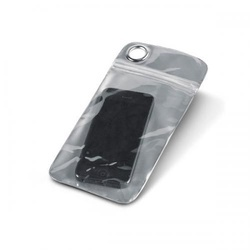 Touch screen pouch for smartphone