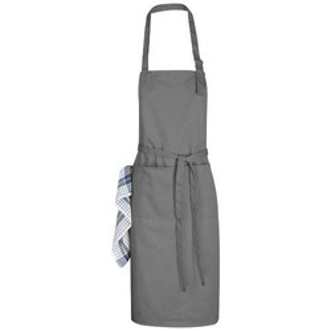 Zora apron with adjustable neck strap