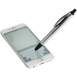 Ball pen with touch function