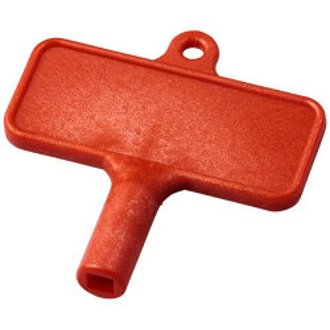 Largo plastic radiator key