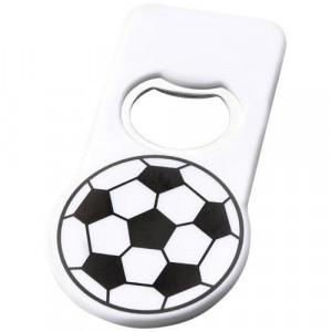 Niki football bottle opener with magnet