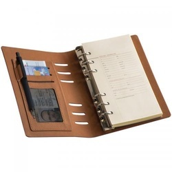 Ring Binder A6 with PU cover
