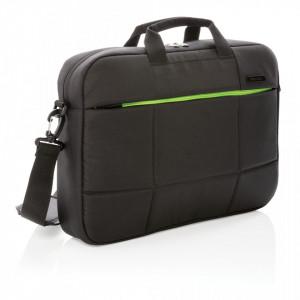 "Soho business RPET 15.6""laptop bag PVC free"
