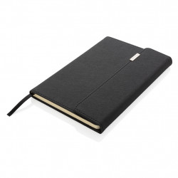 Swiss Peak deluxe A5 notebook and pen set
