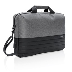 "Swiss Peak RFID 15"" laptop bag"