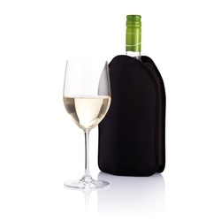 Wine cooler sleeve