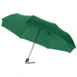 """21.5"""" Alex 3-section auto open and close umbrella"""
