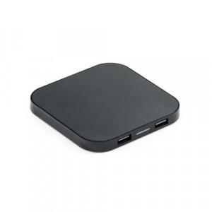CAROLINE. Wireless charger and 20 USB hub