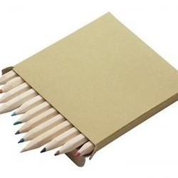 Colour pencils 12 pcs KOLORA