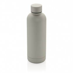 Impact stainless steel double wall vacuum bottle