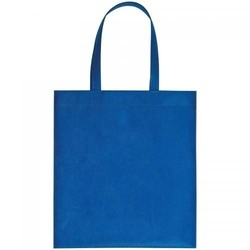 Nonwoven bag with long handles