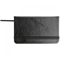 Pocketbook with bookmark and e