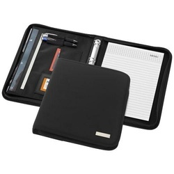 Stanford deluxe A4 zippered portfolio
