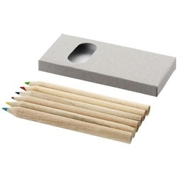 Ayola 6-piece coloured pencil set