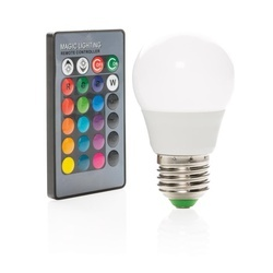 Colour bulb with controller