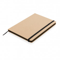 Eco-friendly A5 kraft notebook