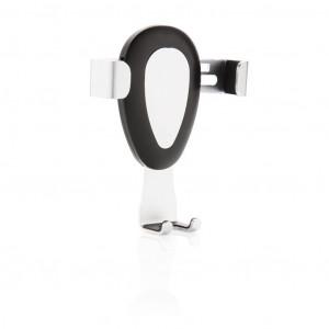 Gravity car phone holder