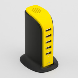 STAȚIA DE ÎNCĂRCARE POWER TOWER, 5 USB