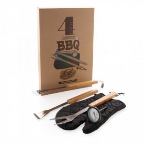 4 pcs BBQ set