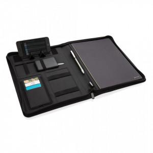 Air 5W wireless charging portfolio A4 w/ 5000 mAh powerbank
