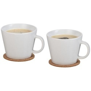 Hartley 2 piece mug set with coaster
