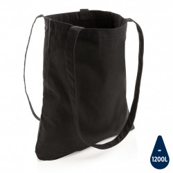Impact AWARE™ Recycled cotton tote, nav Recycled cotton tote