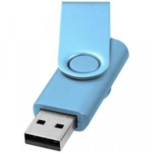 Rotate-metallic 4GB USB flash drive