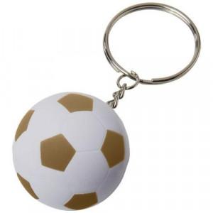 Striker football keychain