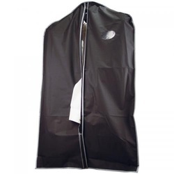 Suit cover made of PEVA