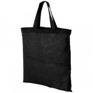 Virginia 100 g/m² cotton tote bag short handles