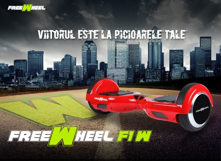 Hoverboard Freewheel F1