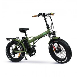 Poze Bicicleta Gentle Electric – Fat Bike V2 Verde