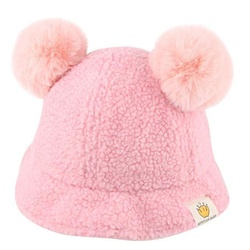 Cute Baby Girls Winter Warm Beanie