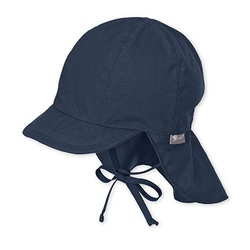 Peaked Cap M. Neck Protection Cap