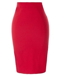Belle Poque Women's Bodycon Skirt